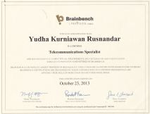 Brainbench Cert