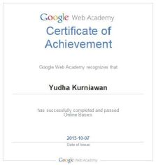 GoogleWebAcademyBasic